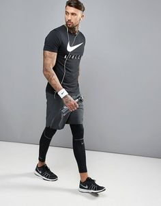39 best gym outfit men images in 2019 Mens Athletic Fashion, Athletic Outfits, Athletic Wear, Sport Outfits, Gym Outfits, Trend Fashion, Sport Fashion, Fitness Fashion, Fitness Clothing
