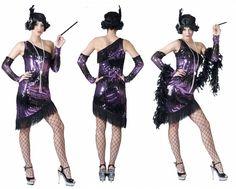Party-kleding: Charleston Lindy