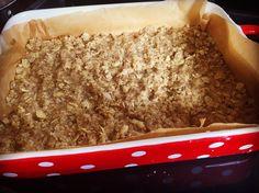 Nussecken Low Carb Zubereitung