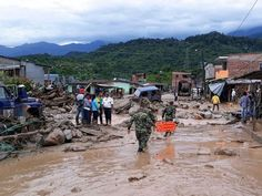 A massive wall of water carrying mud and debris crashed through a small city in southwest Colombia overnight, killing at least 154 people, some of them still in their beds, and leaving 220 missing, after heavy rains caused a nearby river to overflow. Hundreds more were injured in the deluge that struck around midnight when many people were sleeping, washing away trees, vehicles, houses and everything in its path. More than 20 were injured so seriously they had to be airlifted to other…