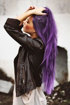 purple hair color - Cerca con Google