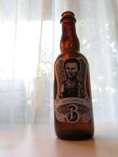 Great Liters Series: Ballard Brewing by Laura Ballard, via Behance