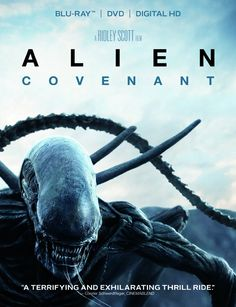 Directed by Ridley Scott.  With Michael Fassbender, Katherine Waterston, Billy Crudup, Danny McBride. The crew of a colony ship, bound for a remote planet, discover an uncharted paradise with a threat beyond their imagination, and must attempt a harrowing escape.