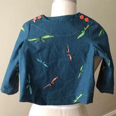 Dragonfly Sailor by Stewart Allen   Project   Sewing / Kids & Baby   Kollabora