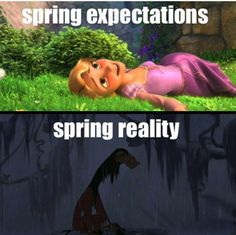 """At Least It Isn't Snowing Anymore! - Funny memes that """"GET IT"""" and want you to too. Get the latest funniest memes and keep up what is going on in the meme-o-sphere. Funny Cute, The Funny, Expectation Vs Reality, Disney Memes, Funny Disney, I Love To Laugh, The Villain, Disney Love, Disney Stuff"""