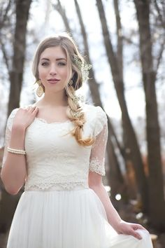 Modest Wedding Dress For RENT Lehi Utah Gowns By Pamela Gown Elsie Ava Beautiful Bride On A Budget