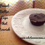 Peanut Butter Cups that Nourish -- Sounds like something I'll have to try!