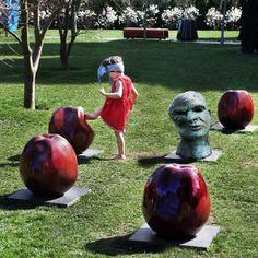 apple art smasher by Leepix