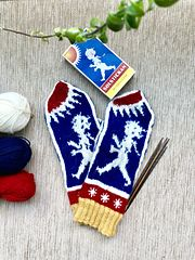 Ravelry: Designs by Lotta Lundin Jungle Party, Mother Of Dragons, Knit Mittens, Winter Is Coming, Ravelry, Knitting, Patterns, Design, Block Prints