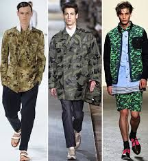 Image result for camo trend for men