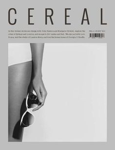 CEREAL #13