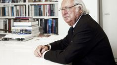 Richard Meier Only Lives Within White Walls