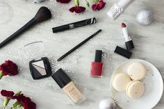 Your makeup bag might need a New Year's overhaul. Find some suggestions and ideas on how to update i