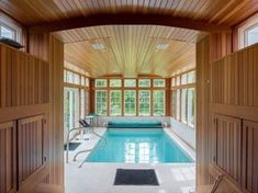 7 Houses With Indoor Pools You Can Buy Now