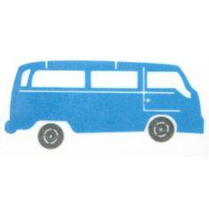 Ecusson Combi VW