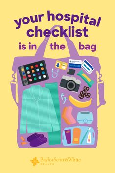 A hospital bag is something you can easily prepare ahead of time to decrease the stress you may feel about the childbirth process. Here are some items that can be useful during this time. Hospital Checklist, Lanolin Cream, Birthing Ball, Womens Wellness, You Loose, Nursing Pillow, Hospital Bag, What To Pack, Positive Attitude