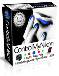 ControlMyNikon $30 to remote control most? nikon cameras instead of just D3200/D5200