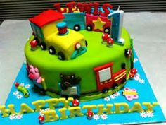 1st birthday cakes for boys - Bing Images