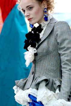 Meadham Kirchhoff Spring 2013 RTW - Review - Collections - Vogue