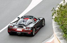 Koenigsegg CCR Revo Performance Acceleration: 0-100 km/h (0–62 mph) 3.2 seconds. Top speed: 395+ km/h (242+ mph). Standing quartermile: 9 seconds, end speed 235 km/h (146 mph). Braking distance: 31 m (100–0 km/h) Lateral G-force: 1.3 G