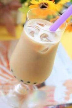 Pardon My Poppet » Recipe: Bubble Milk Tea