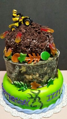 ATV Cake By Jessica Hoover