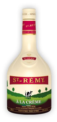 Meet St Remy Cream. Its almost better than Bailey's people!