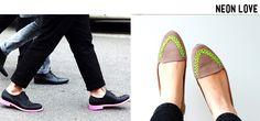 #DIY #shoes #Neon love #doityourself www.idoproyect.com