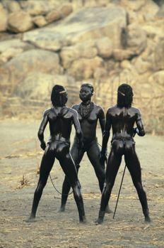 Leni Riefenstahl - Africa - 2005