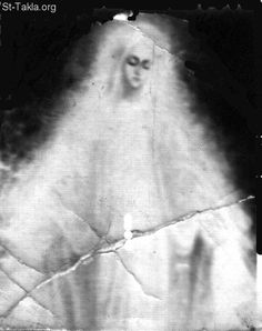 Apparition of the Blessed Virgin Mary at Our Lady of Zeitoun, Egypt 1968