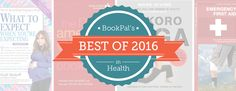 6 Best Health Books of 2016    Discover the health books wellness organizations love to buy.