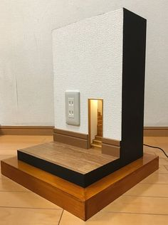 japanese mozu studios creates impressive tiny rooms full of details Paper Art Design, Fantasy Rooms, Photo Sculpture, Miniature Rooms, Lighting System, Japanese Artists, Book Nooks, Household Items, Floor Chair