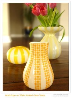 5 Things to Make with Washi Tape!
