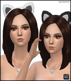 Jennisims Kitty Headband Retexture at Simista • Sims 4 Updates