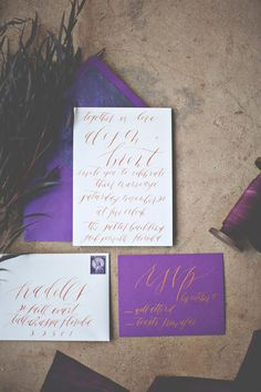 Ruffled - photo by Christina Block Photography http://ruffledblog.com/industrial-romantic-fall-wedding-inspiration