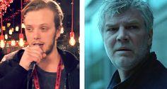 """Han gör succé i Linköping med sin partydänga """"Vafan"""" - fantastisk imitation av Johan Falk!"""