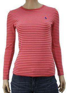 Polo Ralph Lauren Women's Long Sleeve Pink Shirt « Shirt Add