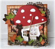 Marianne Design - Mushroom