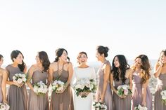 modern & super cool wedding overlooking downtown l.a. featured at smp! check out the full feature at... http://www.stylemepretty.com/2016/01/21/downtown-l-a-wedding-with-rooftop-views/ | makeup & hair by... jennifer t. | photos by... ruth eileen (www.rutheileenphotography.com) #featured #smp #smpweddings #stylemepretty #kellyzhang #kellyzhangstudio #dtla #dtlawedding #attcenter #helipad #firstlook #rooftop #rooftopview #rutheileen #rutheileenphotos #cool #modern #fun #simple #wedding #bride