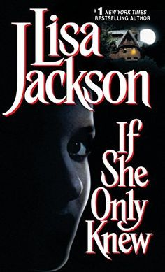 If She Only Knew (San Francisco series Book 1) by Lisa Jackson, http://www.amazon.com/dp/B004UBHY9A/ref=cm_sw_r_pi_dp_F1Sfvb0604RET