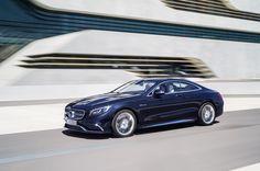 Mercedes S 65 AMG: ecco la nuova coupé
