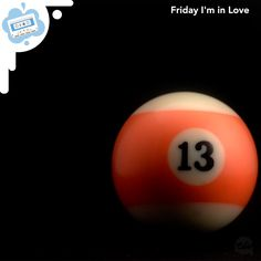 Friday 13th doesn't scare us! Enjoy your weekend