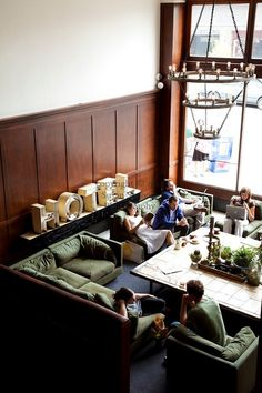 I want to recreate this Ace lobby for our family room.