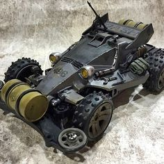 """""""The Return of the EMPEROR"""" Modified by the customer. The entrant for the Concours Mini 4wd, Tamiya, Rc Cars, Emperor, Scale Models, Military Vehicles, Toys, Instagram, Collection"""