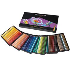 I found the set for 125$ Prismacolor Premier Colored Pencil Set of 150