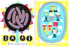 Bantam Picture Book : Alice Pattullo Illustration