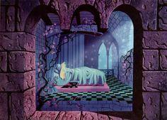 Mary Blair, seriously my favorite Disney artist