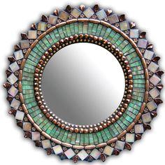 "Fab.com | Mirror Jade Bronze 10""  Mosaic Idea"