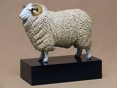 Nick Bibby - 8. Whiteface Dartmoor Ram - William