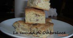La cucina di Ombraluce: Quadrotti alle noci